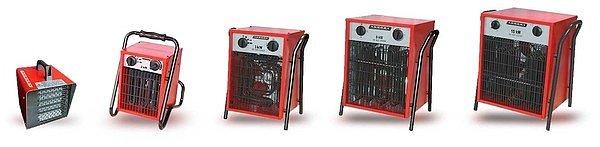 От самой маленькой до промышленной - линейка электропушек различной мощности