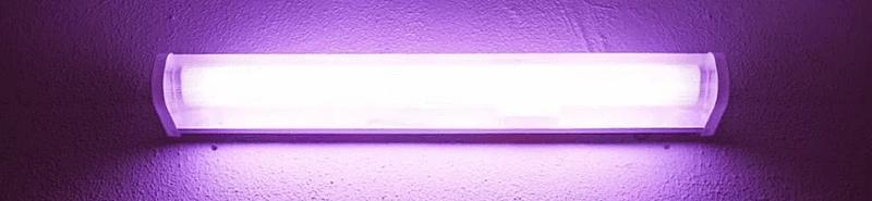 Обеззараживание воздуха в помещении ультрафиолетовыми лучами