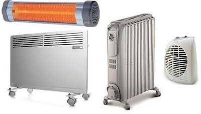 электрообогреватели электрические