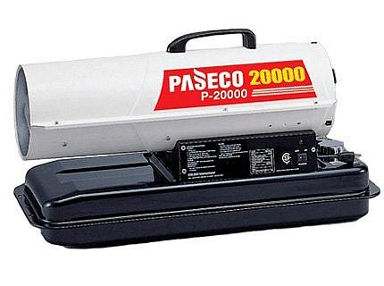 Дизельная тепловая пушка Paseco купить в Красноярске
