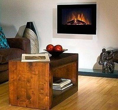 Настенный камин Royal Flame - это живая картина у вас дома!