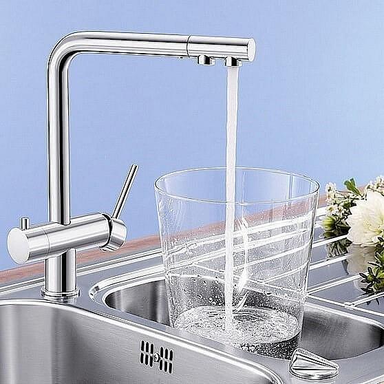установить систему очистки воды