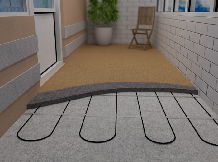 кабельный электрический пол купить в Красноярске