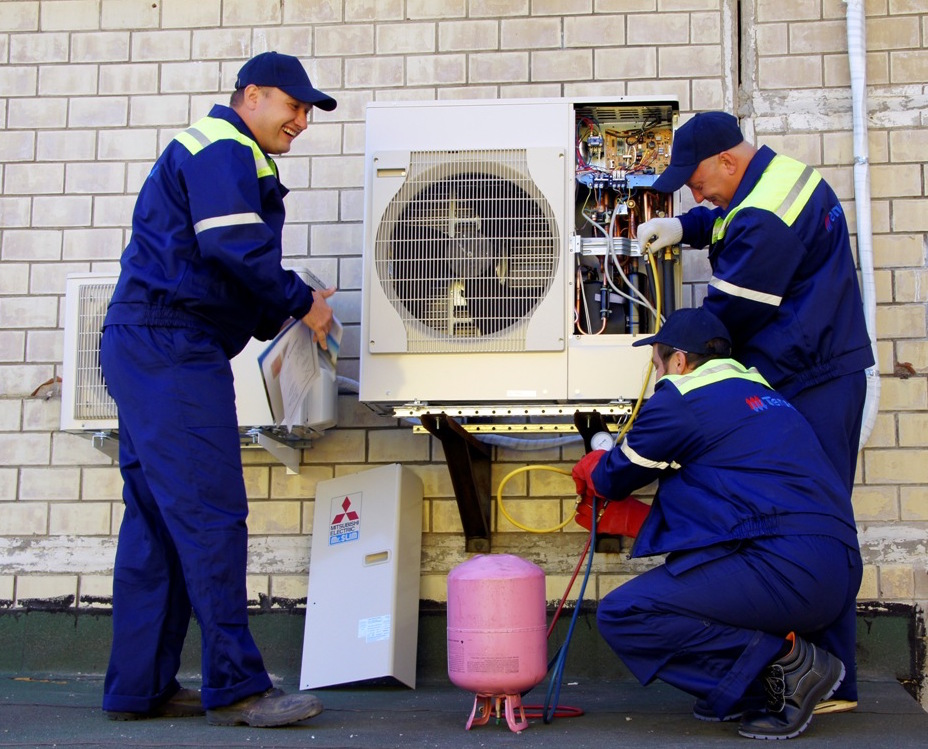 Обслуживание ремонт кондиционеров в Ульяновске